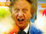 Ken Dodd at Weston Playhouse