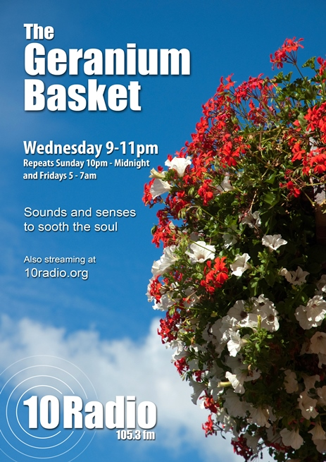 The Geranium Basket